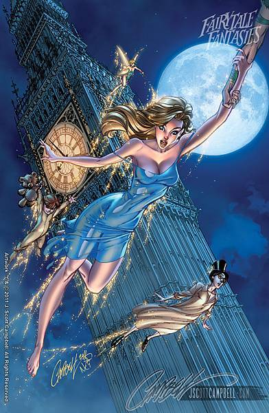 __a_wendy_who_grew_up___ftf_2012_by_j_scott_campbell-d4hp7ay