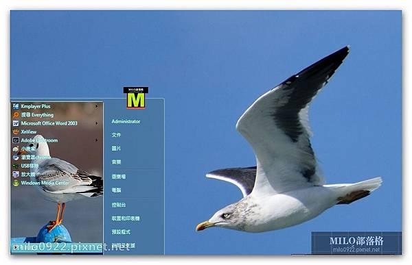 動物海鷗可愛win7  milo0922.pixnet.net__029_00589