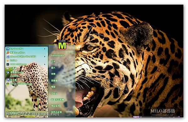 野生動物豹子攝影win7  milo0922.pixnet.net__033_00593