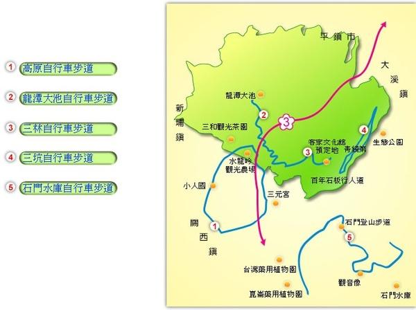龍潭自行車道