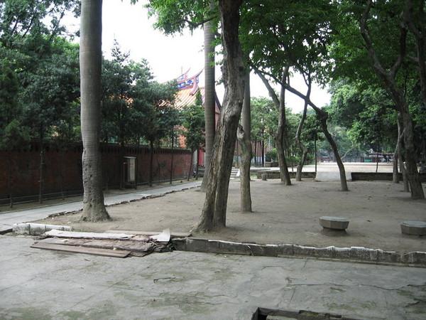 泮宮和義路之間的空地
