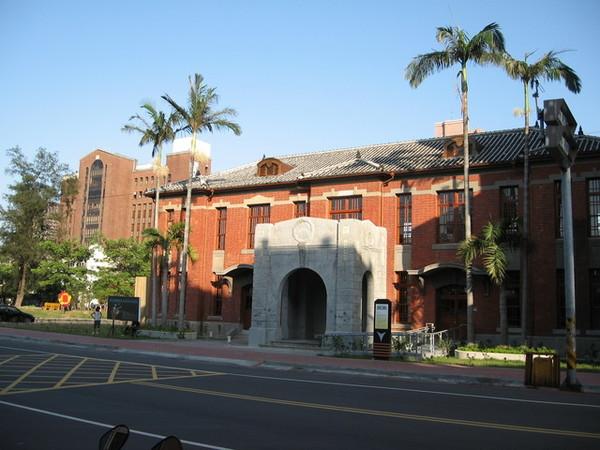 市役所全貌