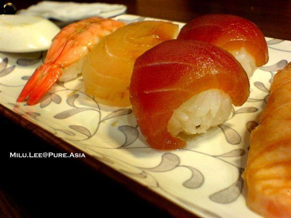木葉屋-綜合握壽司