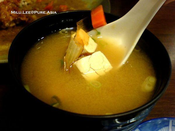 木葉屋-味噌湯