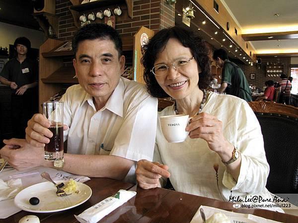 Verona Cafe-爸&媽