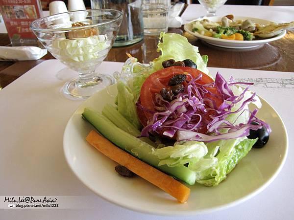 Verona Cafe-沙拉