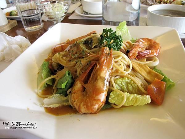 Verona Cafe-義式海鮮義大利麵