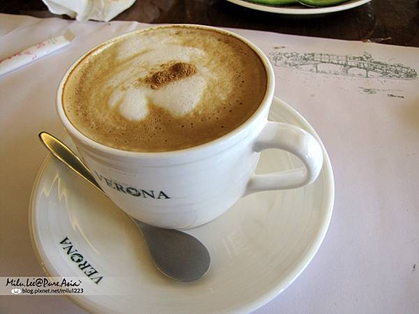Verona Cafe-義式熱咖啡