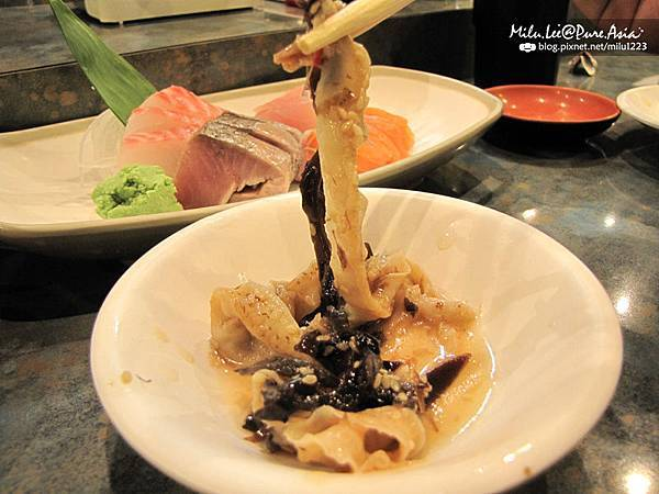 小春日本料理-干貝唇