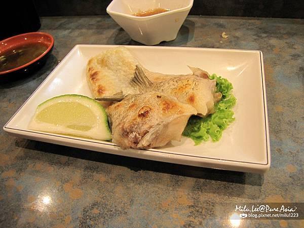 小春日本料理-烤魚下巴