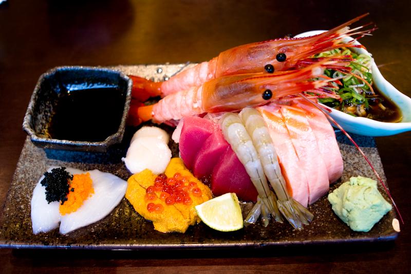 無敵生魚片