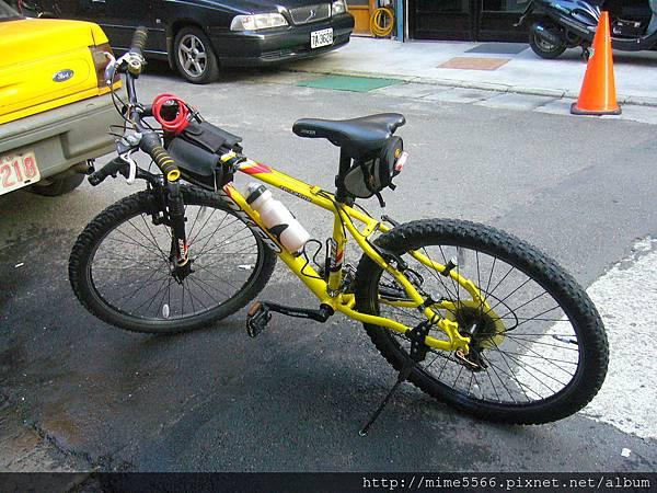 阿爸的腳踏車跟我無緣!!