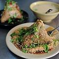 台南美食-早餐-圓環頂菜粽10.JPG