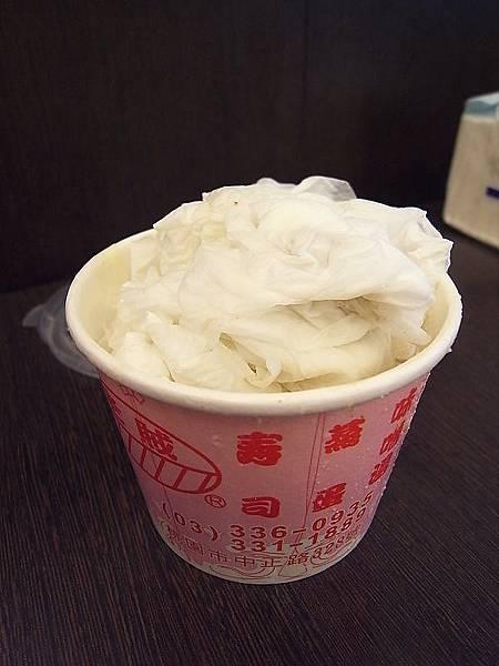 大家一定不知道這碗是什麼,是被李姿豬打翻的味增湯啦。