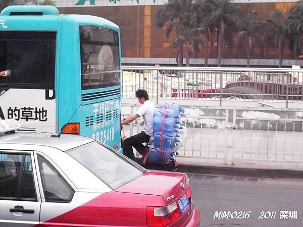 2011.4.10 深圳街景。