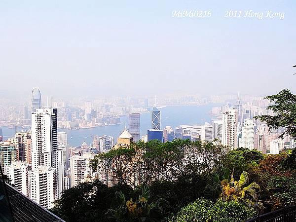 哇!俯瞰香港!