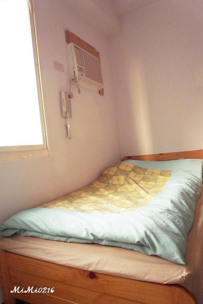 不管到哪都要有張舒適的床。