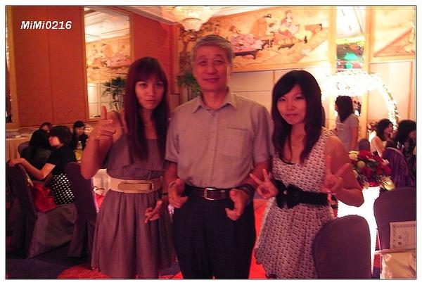 可愛的蘇明俊老師。