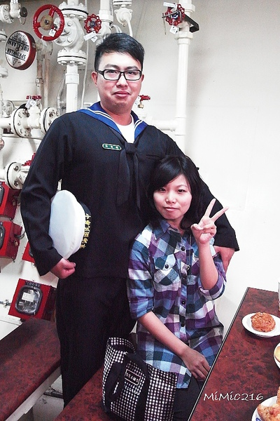 哈哈,我的大力水手,陳俊羽先生。