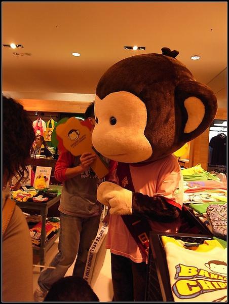 猴大哥好可愛哦!