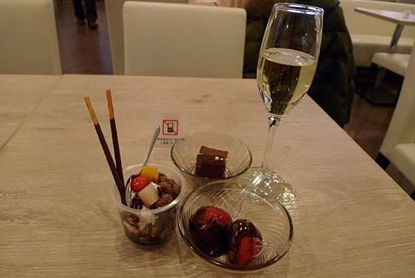 Hotel Active 博多-14 02014 tea party.JPG
