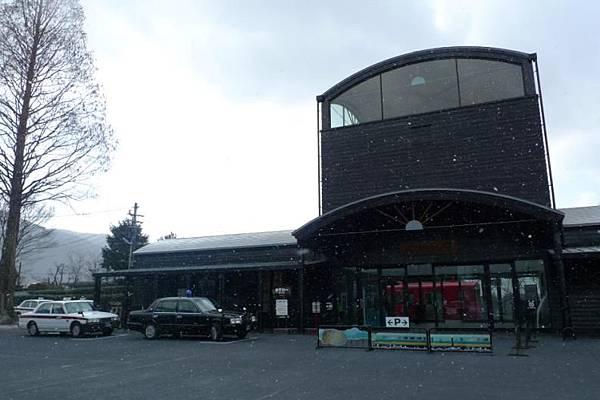 20120208 由布院 車站-1