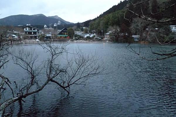 20120208 由布院 金麟湖-11