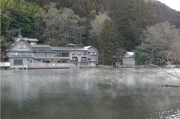 20120209 由布院 金麟湖-2