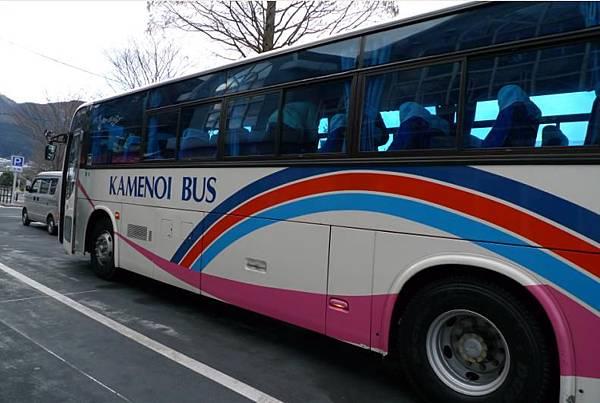 20120209 由布阿蘇高原巴士-1