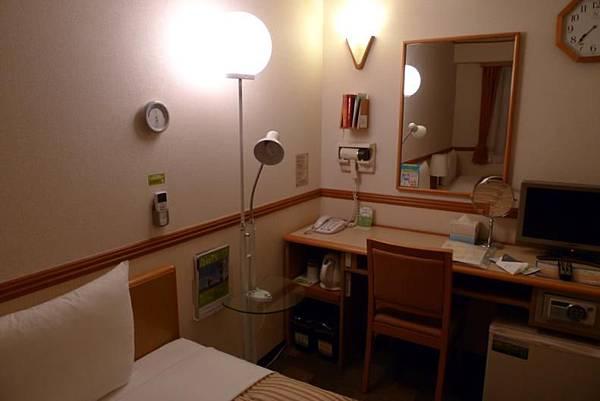 20120209 東橫INN鹿兒島中央西口-2