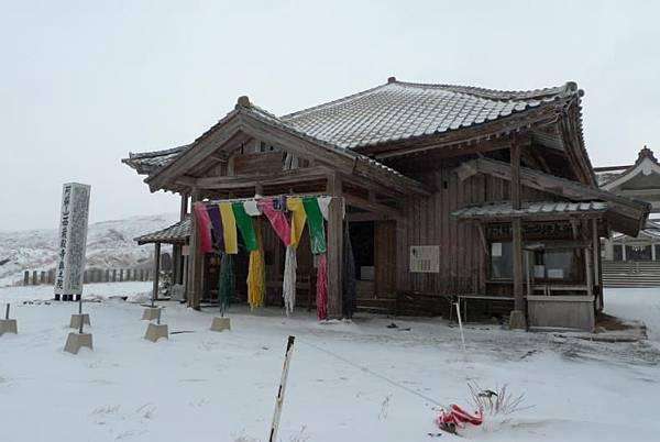 20120209 阿蘇山上神社-1