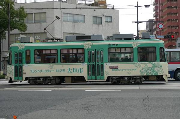 20120210 鹿兒島 路面電車-1