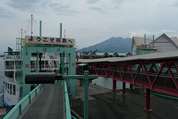 20120210 鹿兒島 櫻島渡輪-1