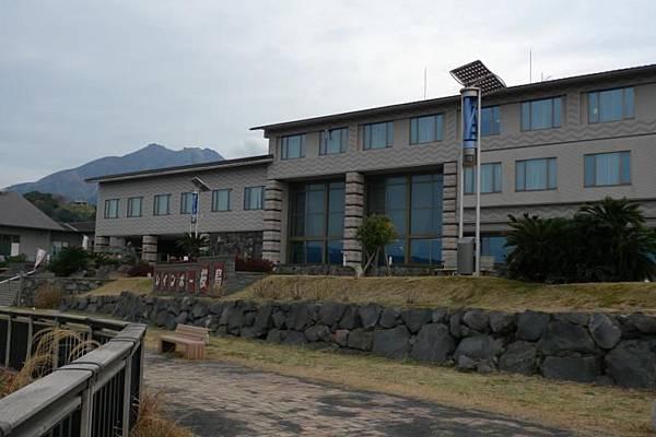 20120210 櫻島 國民宿舍Maguma溫泉-1
