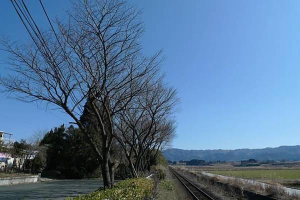 20120212 南阿蘇鐵道 阿蘇白川站-2