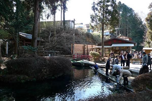 20120212 南阿蘇 白川水源-6