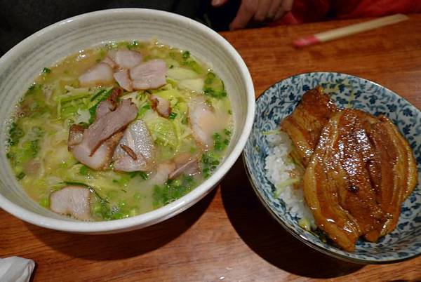 20120212 鹿兒島Komurasaki拉麵-3