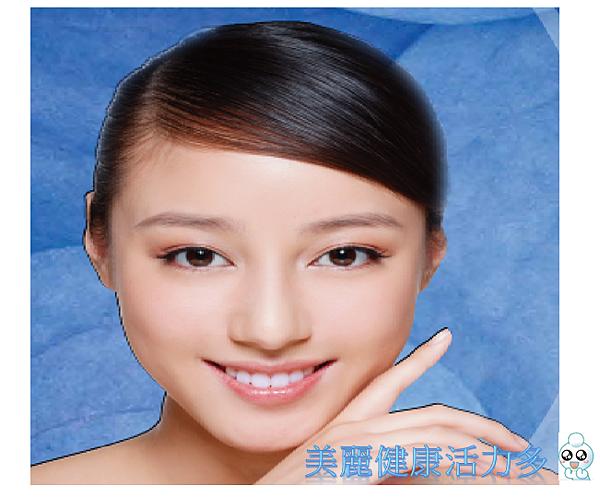 臉logo