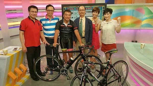 騎對自行車益健康!傷害低!