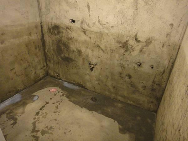 浴室防水底層塗膜