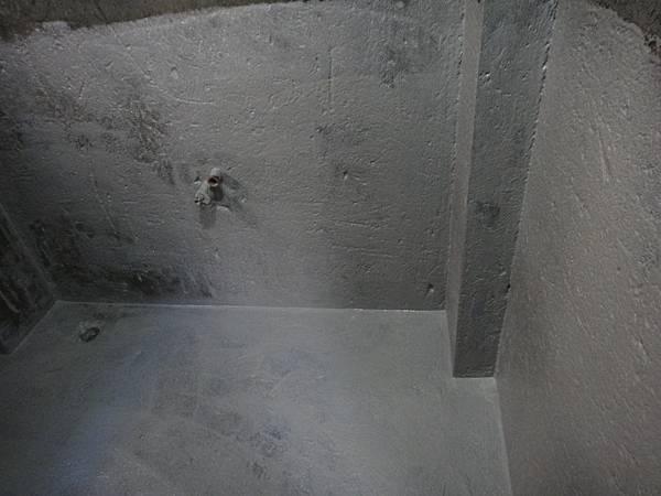 浴室防水第二道防水材塗抹