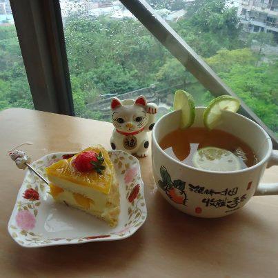 鮮芒慕斯蛋糕5