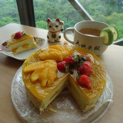 鮮芒慕斯蛋糕4