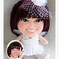 Terry娃娃 客製化布公仔