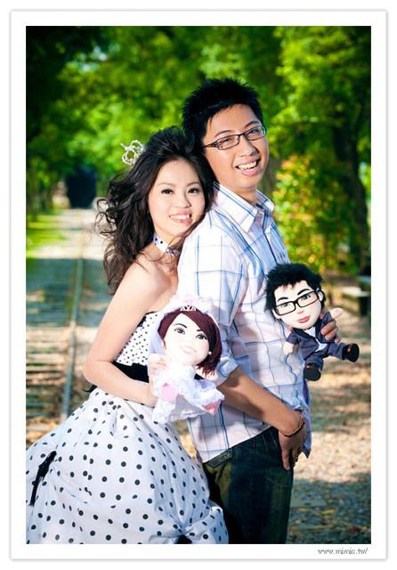 Zack & Cheryl_結婚娃娃_娃娃扮扮堂 (1).jpg
