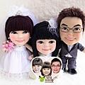 部落客 : ABC Family(Ben + Christine = Audrey)  - Audrey一家娃娃