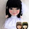 部落客 : Marie Lin -  Lizzy娃娃