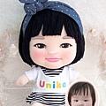 Unika 來相訂造 寶寶布公仔