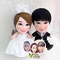 Sum+Poyu 訂做結婚娃娃
