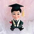 Kenny-Wong 畢業娃娃